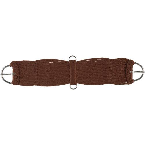 Western String Girth Brown
