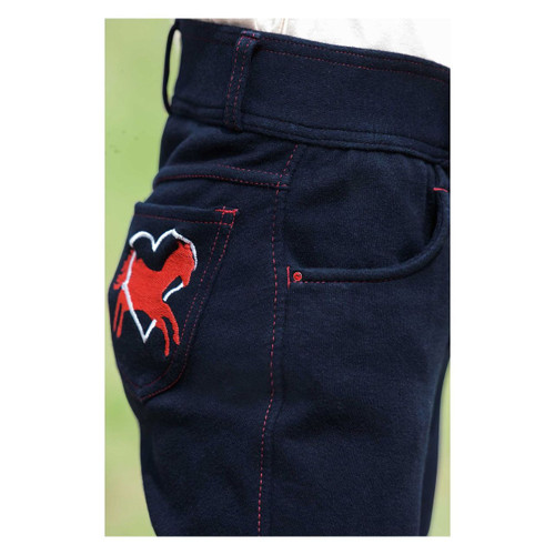 Kids BF Katy Breeches Side Detail