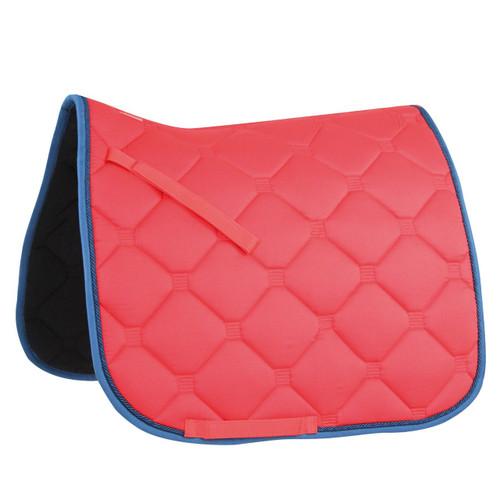 Waldhausen Esperia Saddle Pad/Blanket Red & Blue
