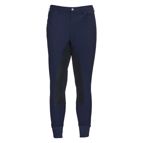 BF Exquisite York Mens Breeches Blue Back