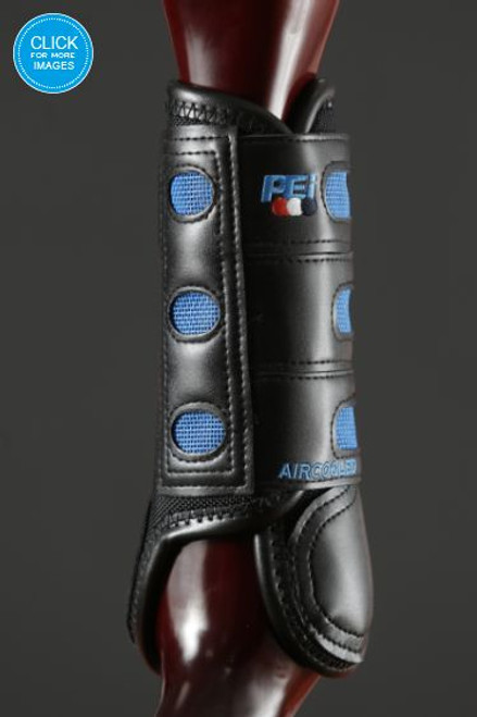 Premier Equine Original Eventing Boots Front