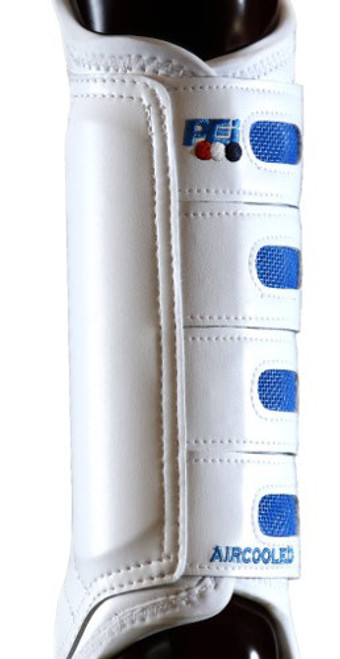 Premier Equine BL1 Hind Boots White
