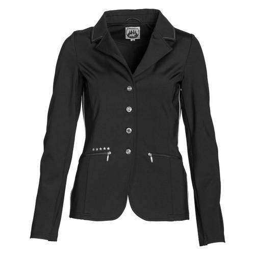 BF Softshell Competition Jacket Star Black