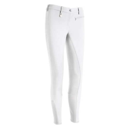 Pikeur Lucinda White Breeches Front
