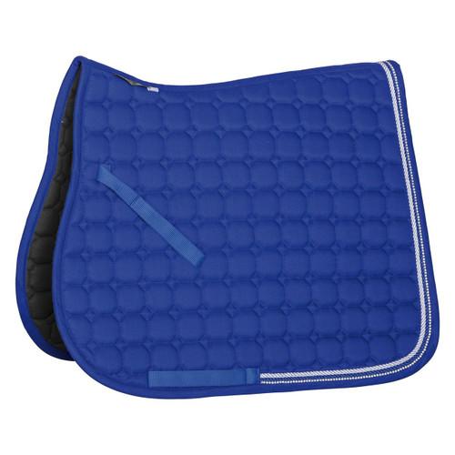 Diamond Saddle Blanket Royal Blue
