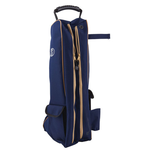 Boot Bag with Extra Storage Navy
