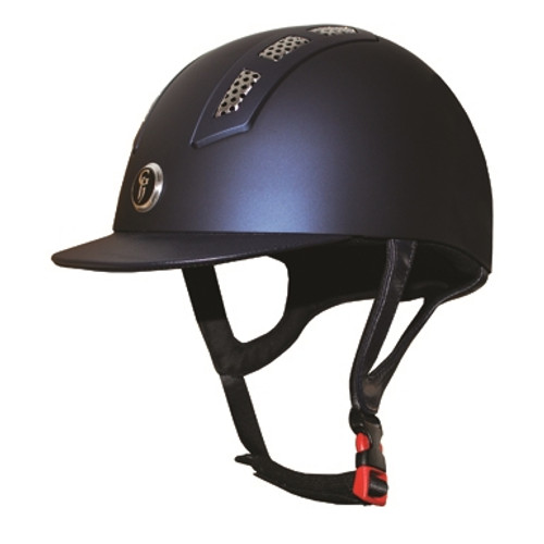 Gatehouse Chelsea Air Flow Pro Matt Helmet Navy