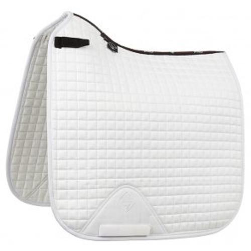 Le Mieux ProSport Suede Dressage Pad White