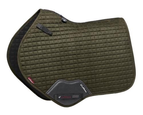 LeMieux CC Saddle Blanket Oak Green