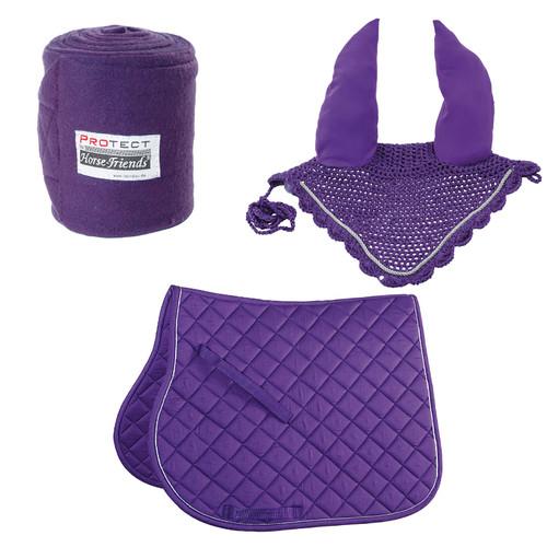 Palermo Matching Set Purple