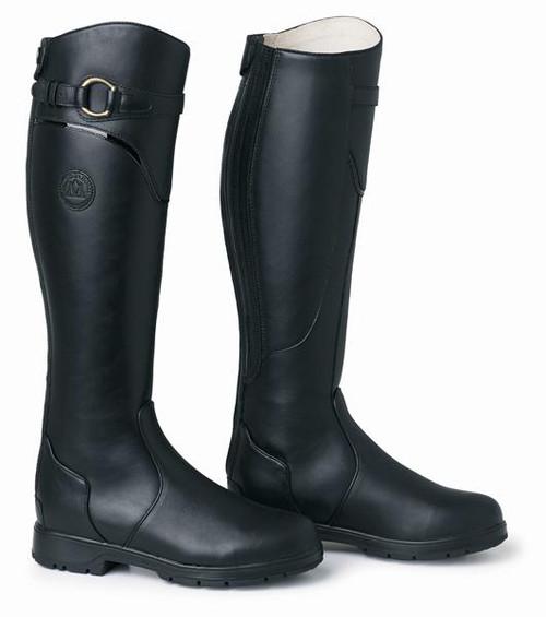 Mountain Horse Spring River Tall Boot Black