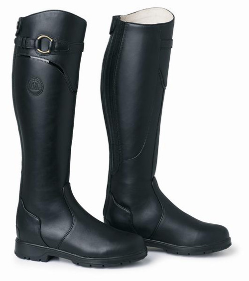 Mountain Horse Spring River Tall Boot Black