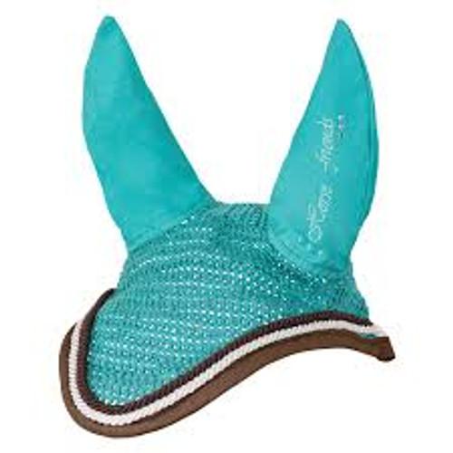 HF Style Ear Bonnet Aqua Sky