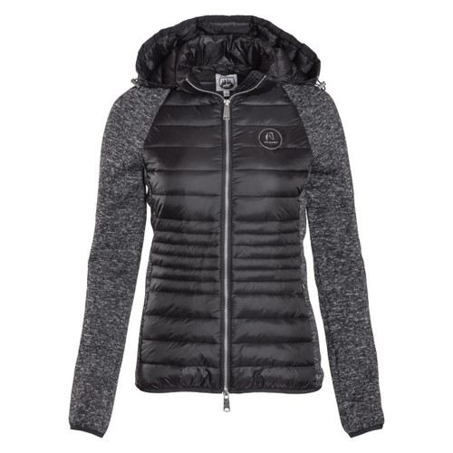 Cheval De Luxe Anny Jacket Anthracite