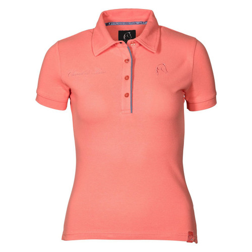 CDL Polo Shirt Georgia Peach