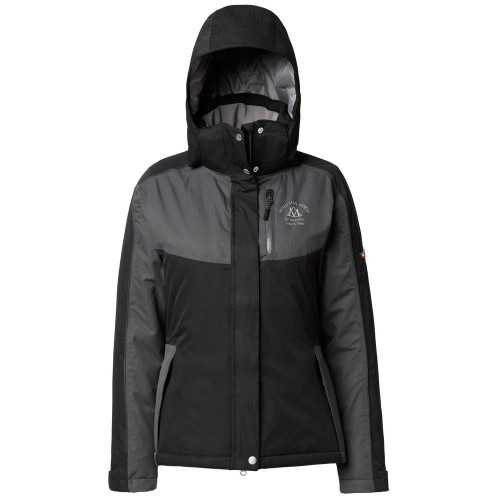 MH Amber Jacket Black & Silver