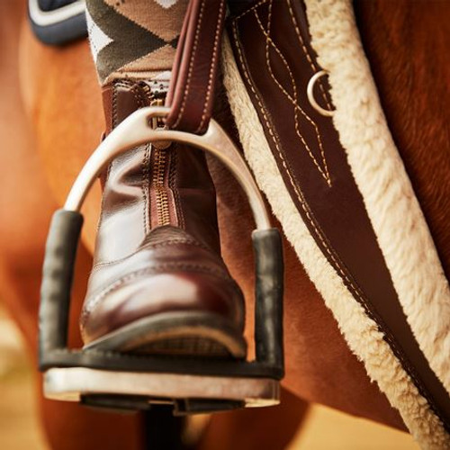 Mountain Horse MH Aurora Front Zip Paddock Boot