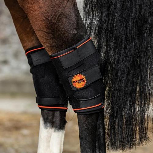 Horseware Rambo Hock Boot