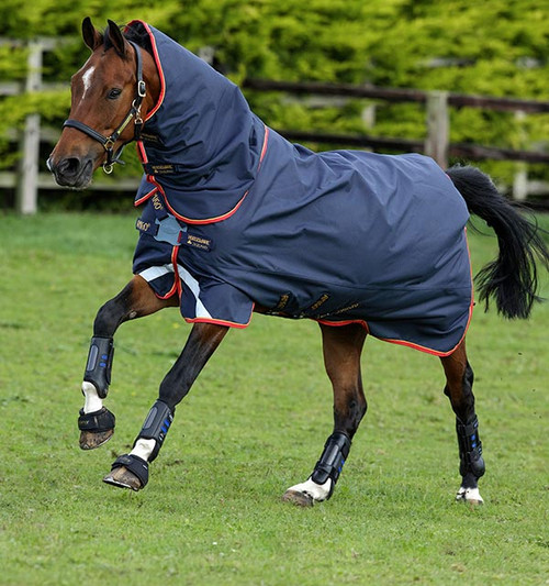 Horseware Bravo 12 Plus Lite 100g Turnout Rug