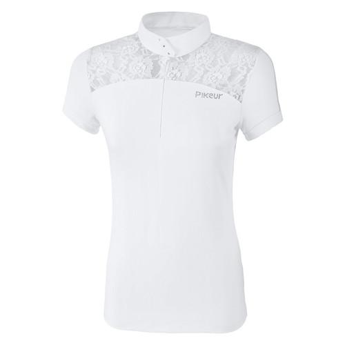 Pikeur Melenie White Comp Shirt