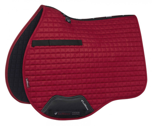 Le Mieux GP Saddle Blanket Chilli
