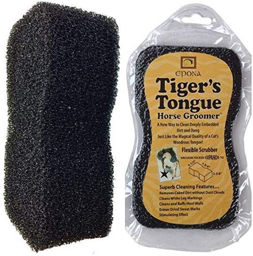 Epona Tigers Tongue Horse Groomer