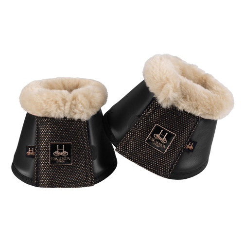 Eskadron Heritage Bell Boots Black