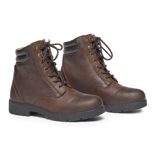 MH Wild River Lace Brown Boot
