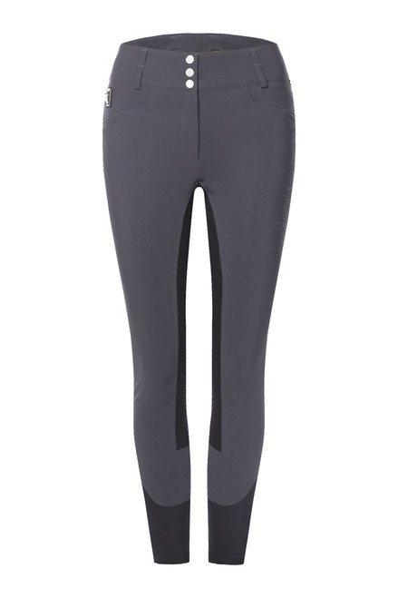 Cavallo Celine X Grip Twilight - Graphite Breeches