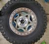 Walker Evans Racing | Beadlock Wheels | 17x8.5 | Gray | Aluminum