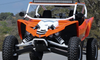"Fireball - Yamaha YXZ Long-Travel Kit * Adds 7"" Width"