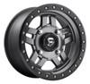 Fuel Off-Road UTV Wheels | Anza D558 Anthracite 14 Inch www.renooffroad.com
