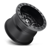 Fuel Off-Road UTV Beadlock Wheels | Maverick D928 | 14x10 | 4 x110 | Black and Milled | D9281400A455  at www.renooffroad.com