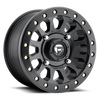 Fuel Off-Road UTV Beadlock Wheels | Vector - D920 | 15 x 7 | 4 on 110 | Matte Black | D9201570A445 at www.renooffroad.com