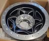 Walker Evans Racing Beadlock Wheels   Legend II   17x8.5   Satin Black w. Accents   Aluminum