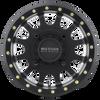 Method Race Wheels | UTV Beadlock | 401 | Matte Black at www.renooffroad.com