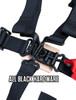"""PRP Race Harness   4 point   3"""" Lap Belt"""
