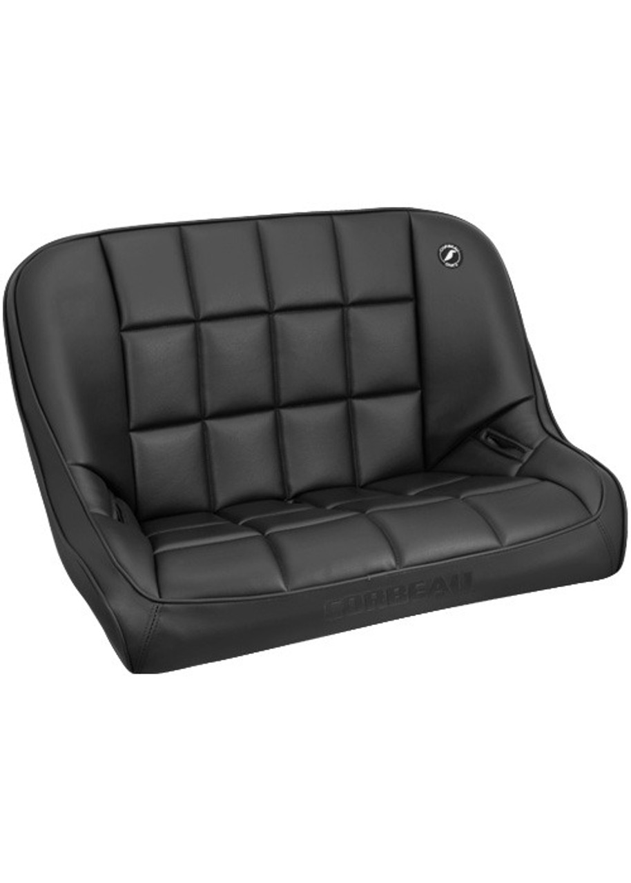 36 Inch Baja Bench Suspension Seat By Corbeau