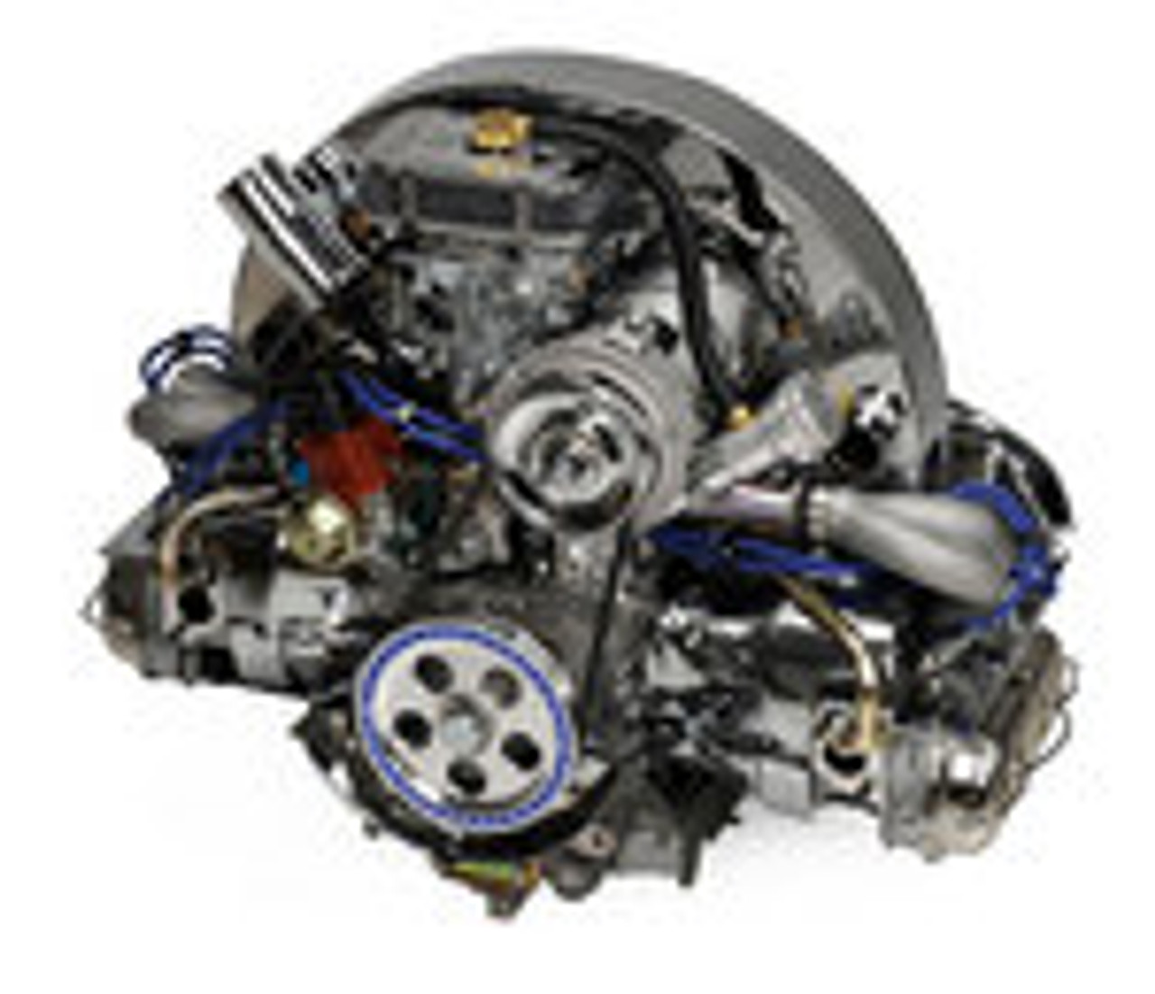 1641cc Turnkey Engine, All Brand New Components