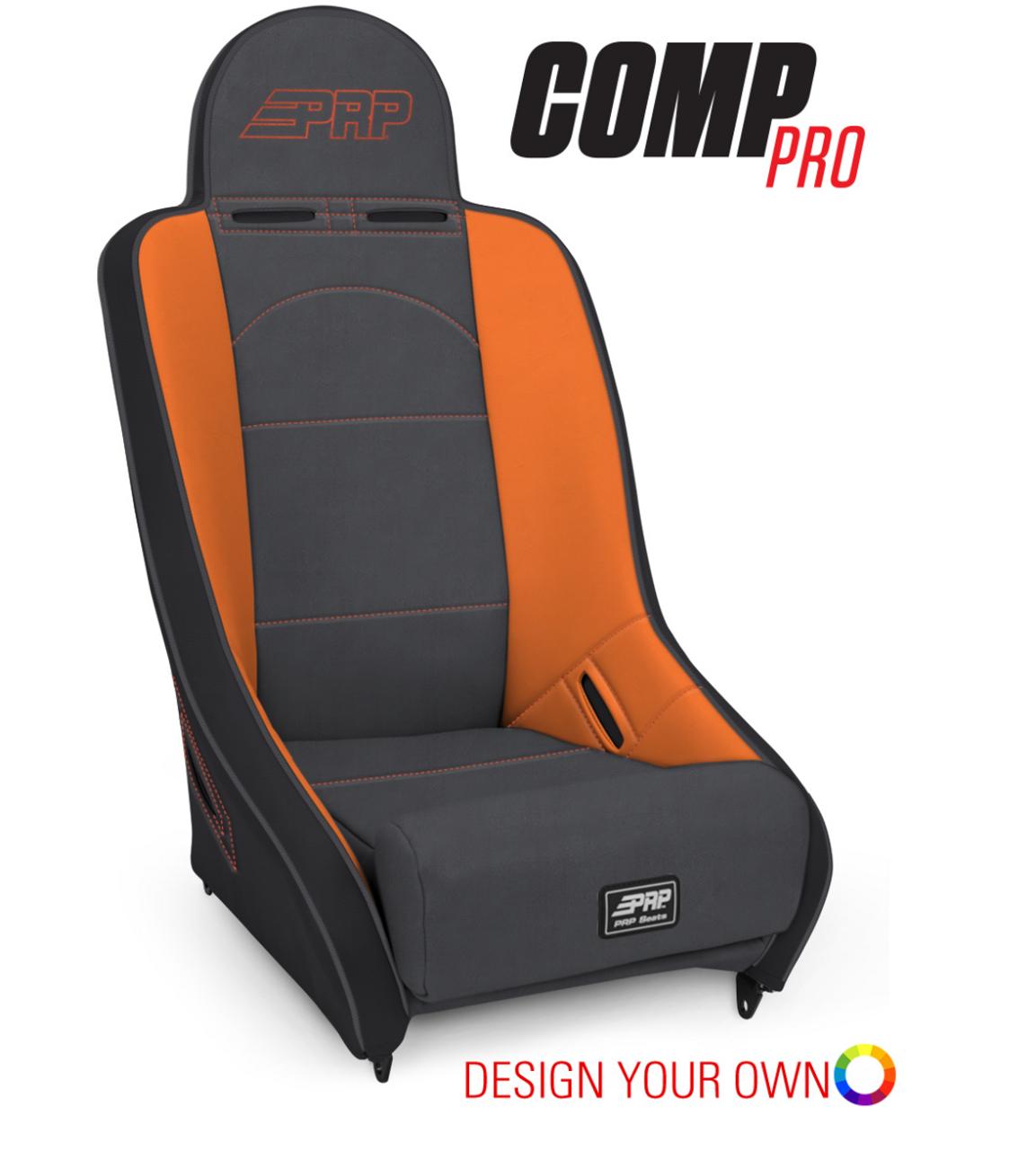 PRP Seats   Comp Pro   Custom Suspension Seats