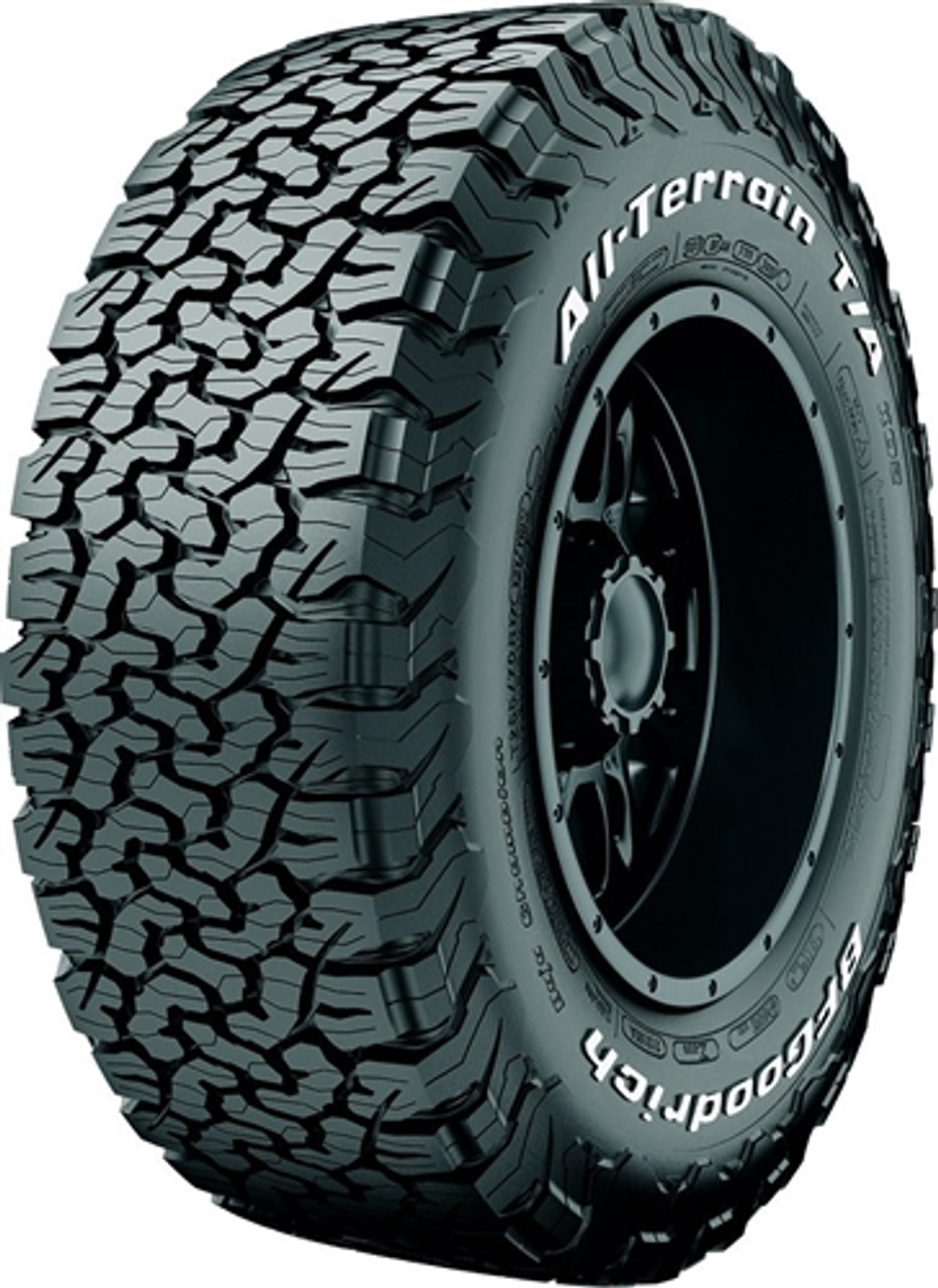 265 70r17 All Terrain Tires >> Bfg All Terrain Ko2 265 70r17