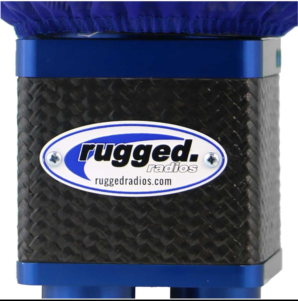 Rugged Radios MAC3.2 M3 Extreme Air Pumper System Two Person Fresh Air Pumper for Forced Air Helmets