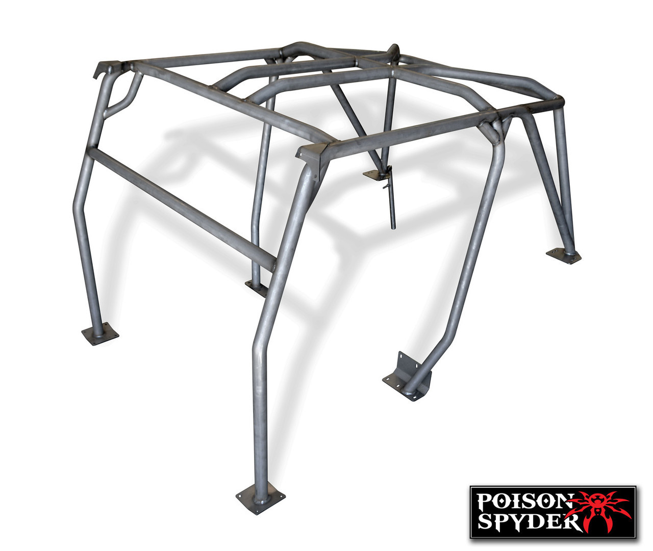 Full Roll Cage Kit | Poison Spyder Lazer - Fit Cage | YJ / CJ-7
