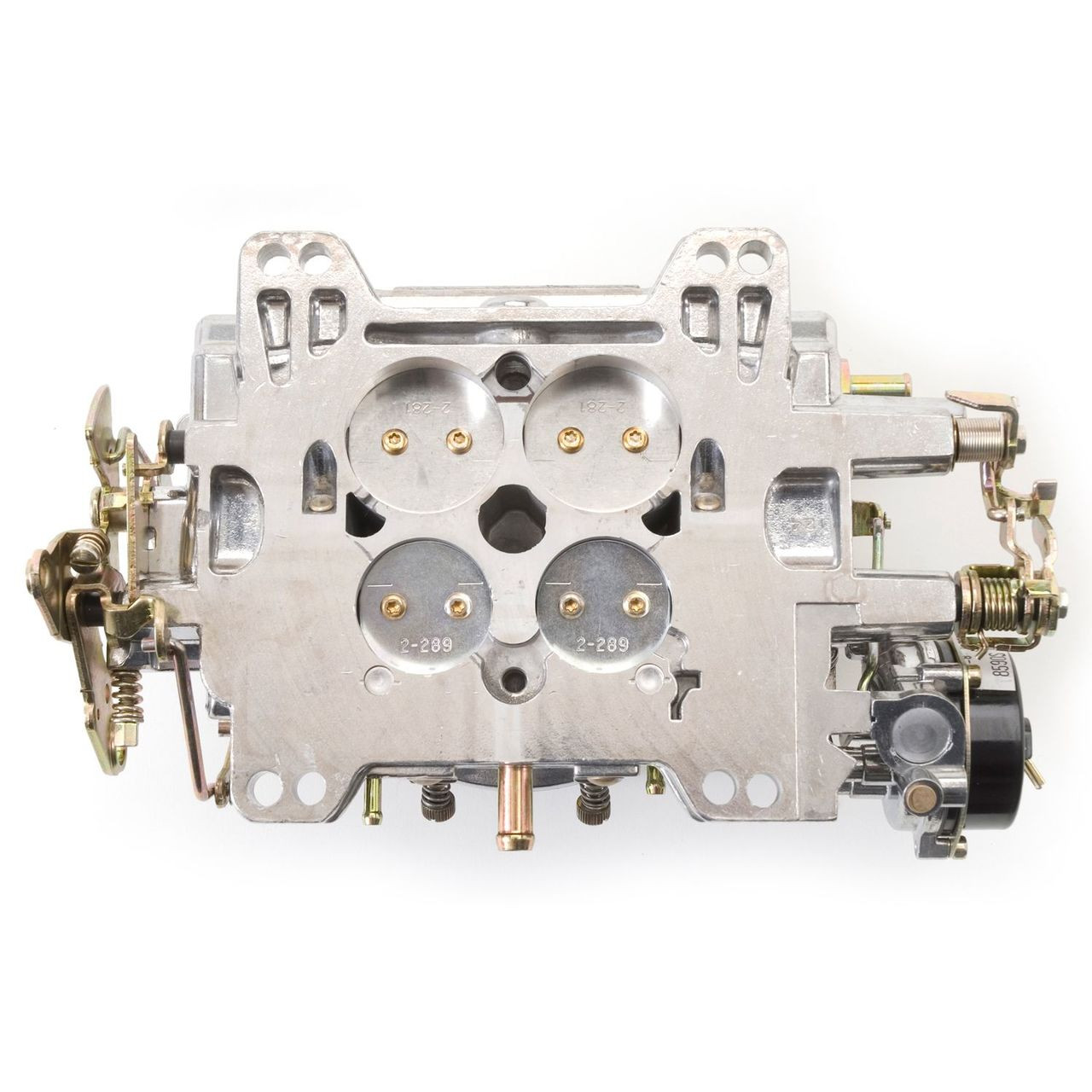 Edelbrock Carburetor | Performer Series 600 CFM Carburetor with Electric  Choke in Satin (non-EGR)