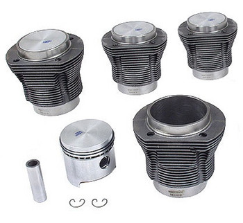 Piston & Cylinder Set, 87mm