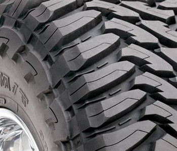 Open Country M/T Tire Size: LT265/70R17