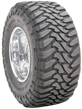 Open Country M/T Tire Size: LT265/75R16
