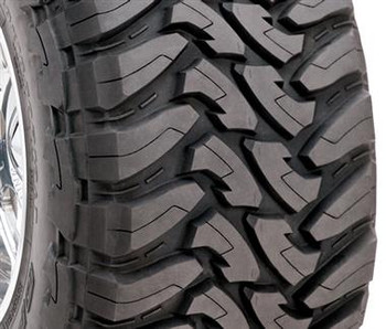 Open Country M/T Tire Size: 33x13.50R15LT