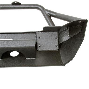 XRC Rock Crawler Winch Bumper with Grill Guard and D-ring Mounts