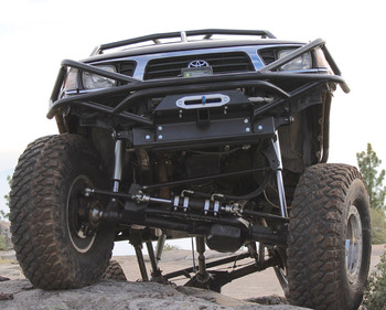 Trail-Link Three Front 3-Link Kit by: Trail Gear
